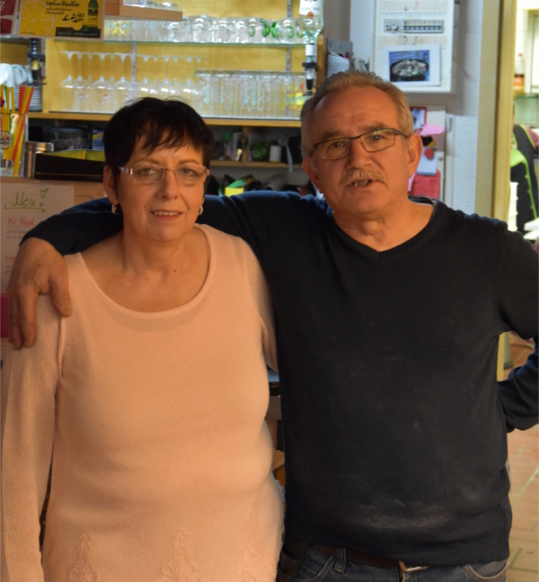 Anita & Pepe